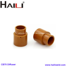 Difusor de aire CB70 para Cebora