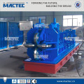 Automatic hydraulic metal profile and angle iron bending machine, bend profile