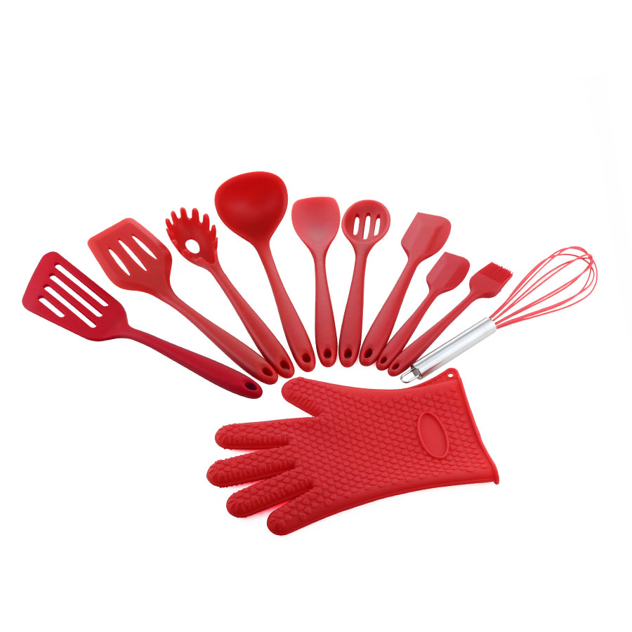 Silicone Kitchen Utensil tool Set