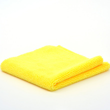 Warp Knitting Microfiber Car Cleaning Cloth
