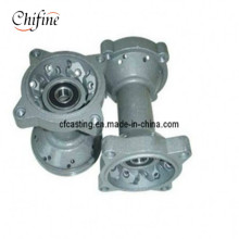 ИСО/ts16949 точности OEM алюминиевые части заливки формы для автомобиля/мотоцикла разделяет