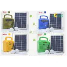 Low Price Movable Solar Kit Solar Charging Generator