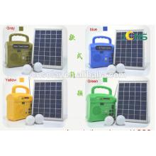 Sistema de energia portátil de energia solar para casa para Paquistão com preço baixo