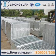 Galvanizing Plain Steel Grating for Walkway