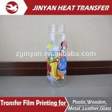 wonderful film heat transfer print for plastic