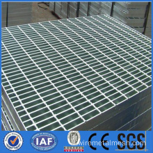 Sécurité 25x5 Steel Walkway Metal Floor Gratings