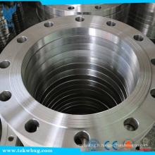 ASTM 4.0Mpa DN100 306 soudure à glissière en acier inoxydable Brides réalisées en Chine
