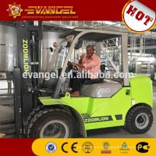 Zoomlion 3 tonnes chariot élévateur prix FD30 à vendre