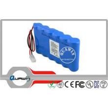 10200mah 18650 Lithium Battery Packs , Exit Sign  Long Life