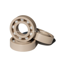 Rodamiento peek de cerámica de 10 mm