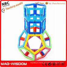 38 peças de plástico DIY Brinquedos