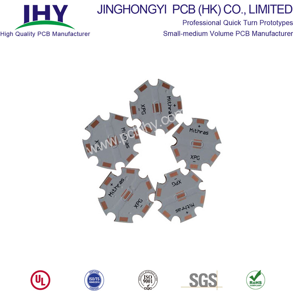 Metal Core PCB, MCPCB produce by JHYPCB