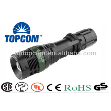 Reliable quality cree led mini high lumen waterproof flashlight with pen clip TP-1802
