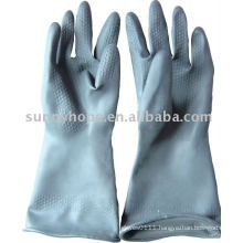butyl rubber glove