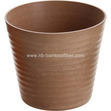 Simple Open Threaded Flower Pot