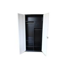 Mingxiu 2 Door Metal School Gym Locker / Steel Clothes Cabinet