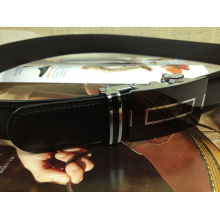Men Leather Ratchet Belts (YC-140615)