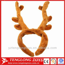 custom kids animal shaped plush hair band for sale