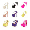 2016 Fashion Sexy Chaussures à talons Lady Dress (s34)