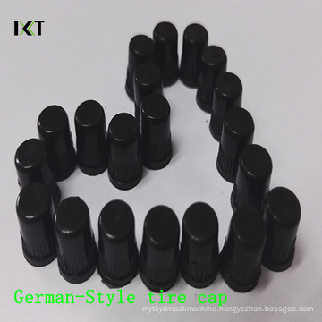 PP Plastic Tire Valves Cap Anti-Dust Germany-Style Shape Tyre Kxt-Gc07