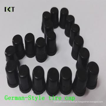 PP Plastic Tire Valves Cap Anti-Dust Alemanha-Style Shape Tire Kxt-Gc08