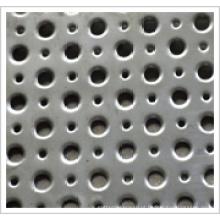 Malha perfurada China Supplier / Supply Melhor preço malha perfurada