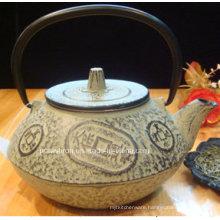 Cast Iron Teapot 0.9L