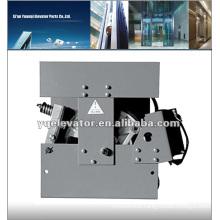 elevator rope brake, passenger elevator brake, elevator machine brake