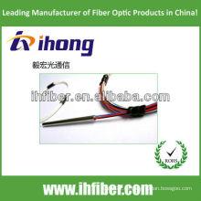 Acoplador monolítico de la fibra óptica de Singlemode Fusionado 532 ~ 1300nm