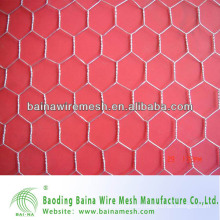 hexagonal wire mesh for gabion box for river bank