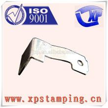 Pièces d'estampage de métal ISO9001 pour plaque de cintrage de série de relais