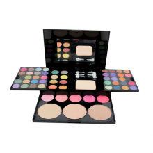 Make-up legt Grundlagen, die Kosmetik Make-up H2009 Lidschatten festlegen