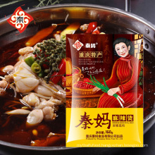 Newest hot chili sauce in China factory