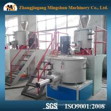 Misturador de PVC quente e frio