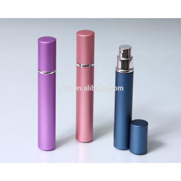 10ml colorful aluminium perfume atomizer