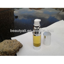 cosmetic packaging SAN AS pump airless bottle
