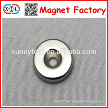 N40 диск с потайной супер сильные магниты