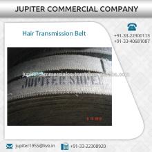 Courroie de transmission de cheveux durable et durable