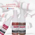 Líquido cosméticos tinta cejas maquillaje Pigmento Goochie pigmento
