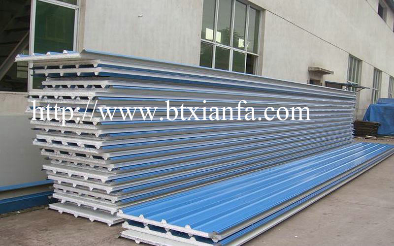 Composite Decking Machine