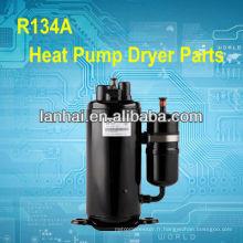 Compresseur hermétique 12000 btu r134a pour pièces de climatisation