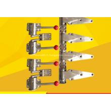 Accessoires de four - Verrouillage de porte Charnière de porte Équipement de séchage Accessoires en acier inoxydable