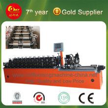 Máquina perfiladora de quilla ligera / máquina de acero