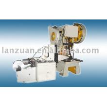 máquina de la prensa de contenedores