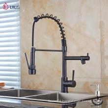 YLK0007-A Chrome deck mounted mixer tap brass kitchen faucet