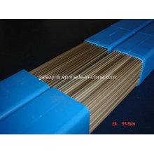 Alambre recto de titanio de alta calidad