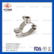 Suporte de tubulação sanitária de aço inoxidável dos encaixes de tubulação