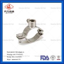 Support de tuyau de raccords de tuyau sanitaire en acier inoxydable