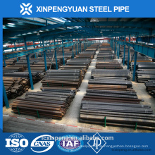 Warmgewalztes xxs kohlenstoff nahtloses Stahlrohr in Indien astm a 106 / a53 gr.b