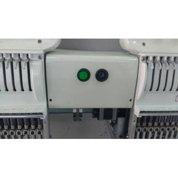 SWF embroidery machine spare parts green open button